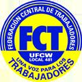 Federación Central de Trabajadores Logo